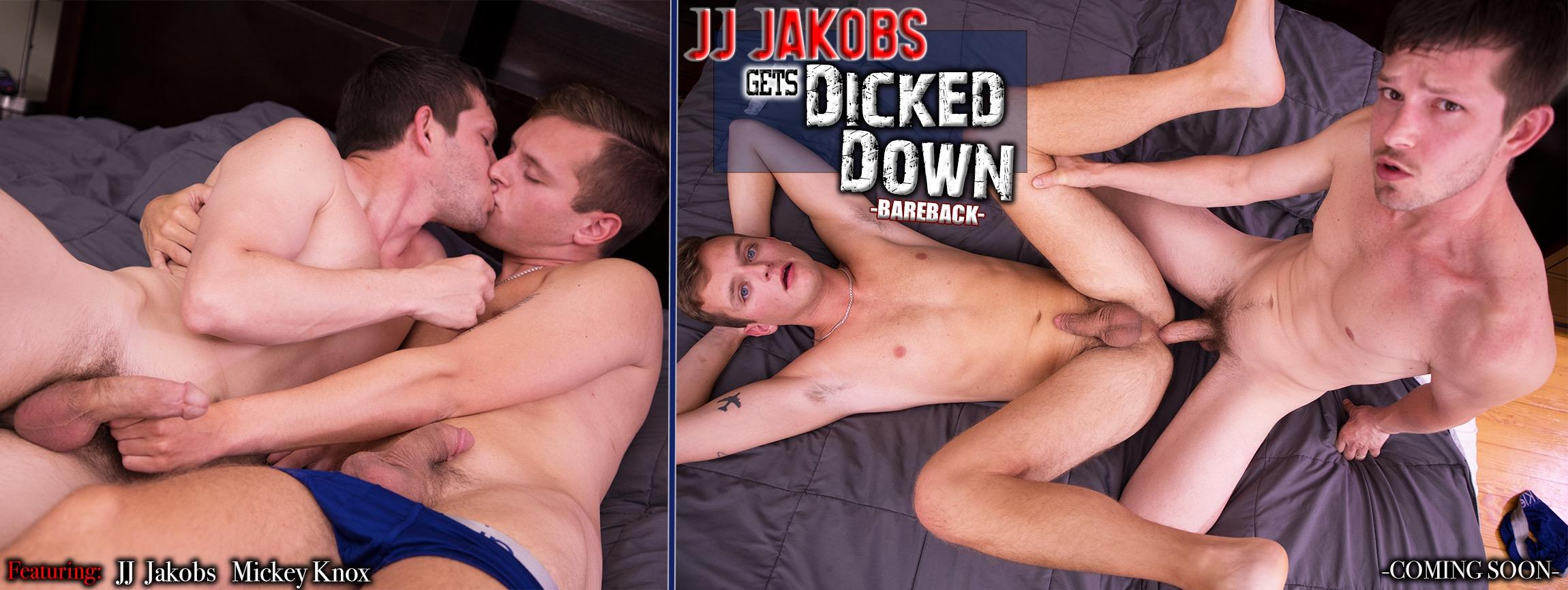JJ Jakobs gets Dicked Down by Mickey Knox